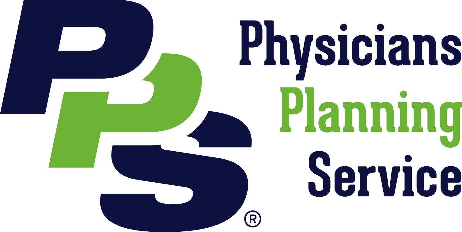 physicians planning service (ppsc) company logo mark
